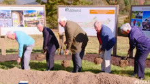 Palmer, Nicklaus, Trevino and Player Break Ground at New Greenbrier Course