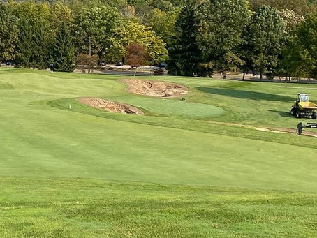 Bunker enhancement commences on renamed course at Firestone Country Club