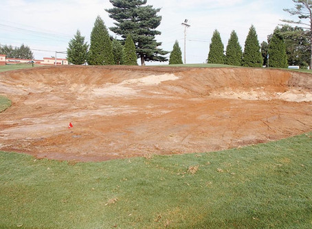 Green Meadow Country Club undergoing renovations