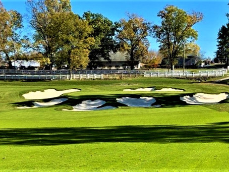 Keith Foster nears completion of renovation at Coldstream CC