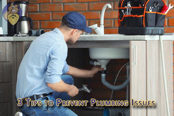 Three Tips to Prevent Plumbing Issues