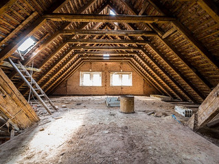 Common Attic Issues Found During A Home Inspection