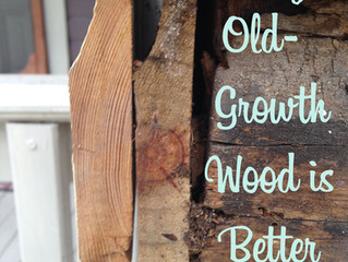 Why Old Growth Wood Is Better - Home Inspection Did You Know Facts