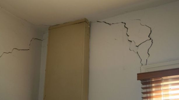 Crack in Your Home Should Be a Concern
