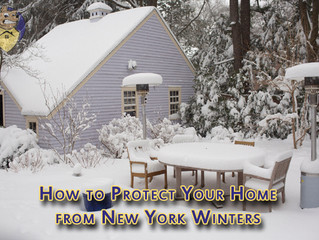 How to Protect Your Home from New York Winters
