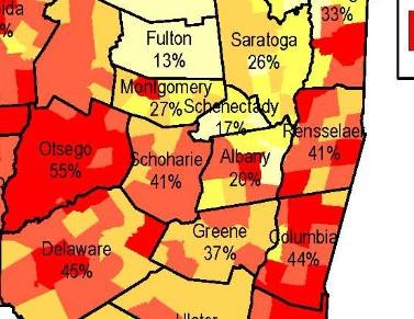 Albany NY Radon Testing