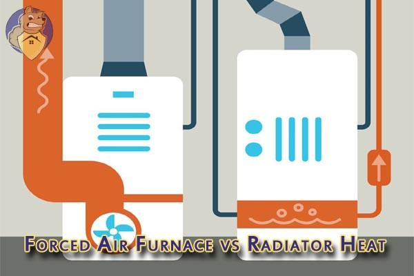 Forced Air Furnace vs Radiator Heat