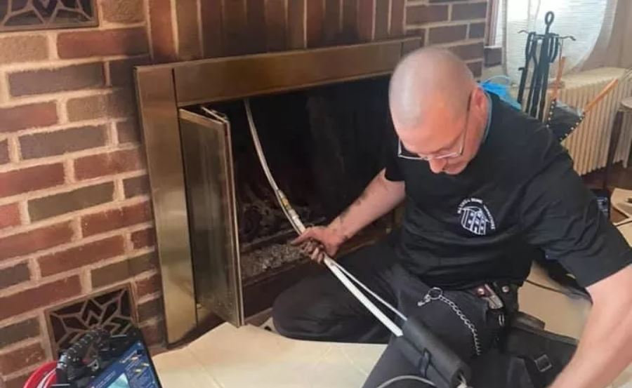 Level Two Chimney Inspection & Cleaning