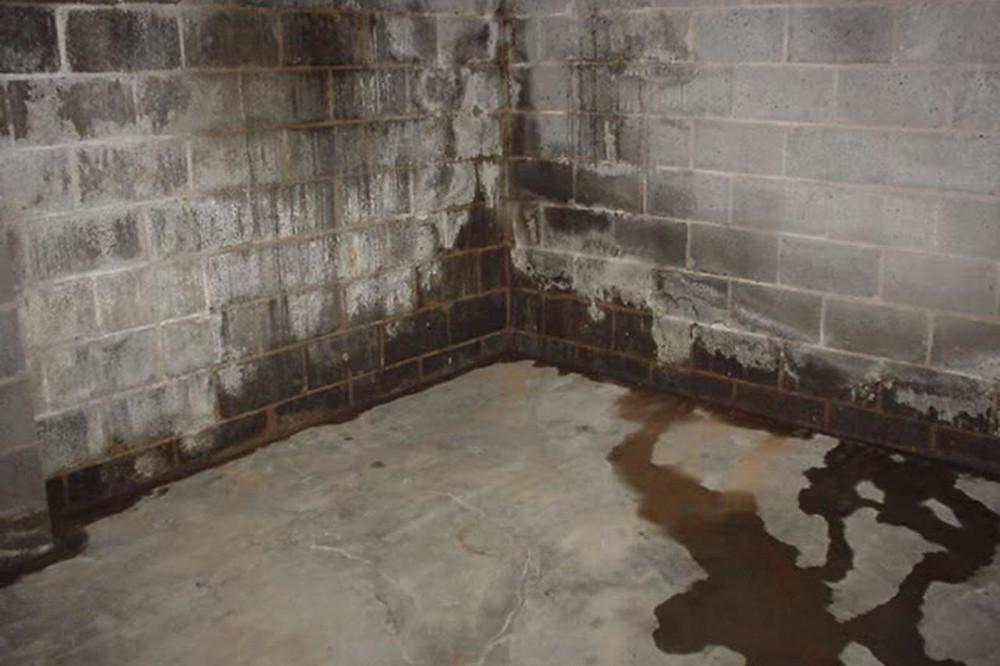 Repairing and Avoiding Basement Moisture