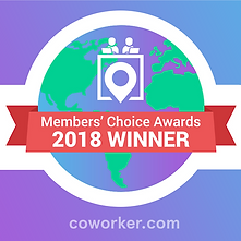 Coworker Members' Choce Award