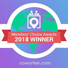 Coworker Members' Choce Award