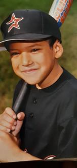 alex as a kid
