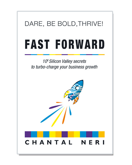 Fast Forward book Chantal Neri Business Scaling Innovation Growth International Diversity Performance