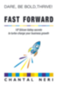 Fast Forward Chantal Neri Business Scaling Innovation Consulting Conferences