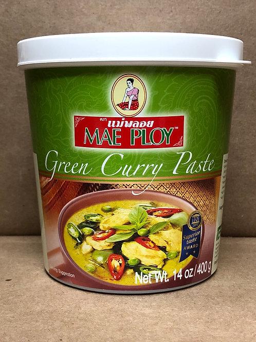 เครื่องแกงแม่พลอย maeploy curry 14 oz 5 แบบ