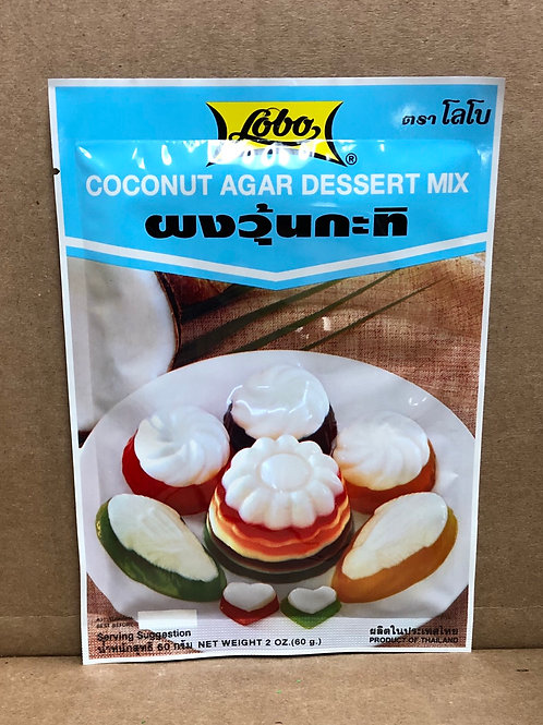 lobo coconut agar ผงวุ้นกะทิ