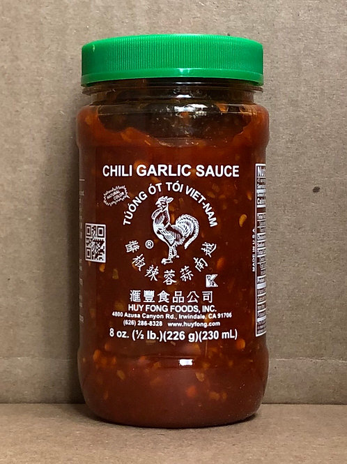 Cock chili garlic sauce