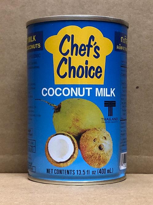 Chef's choice coconut milk 13.5oz