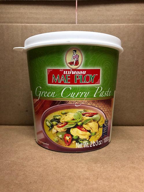 เครื่องแกงแม่พลอย maeploy curry 35 oz 5 แบบ