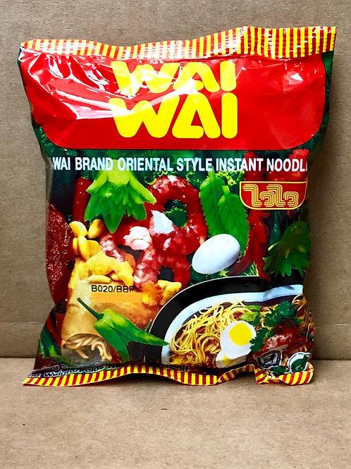 waiwai instant noodle