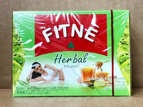Fitne herbal tea ชาระบายฟิตเน่ 3 รส