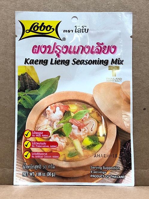 lobo kaeng lieng mix โลโบแกงเลียง