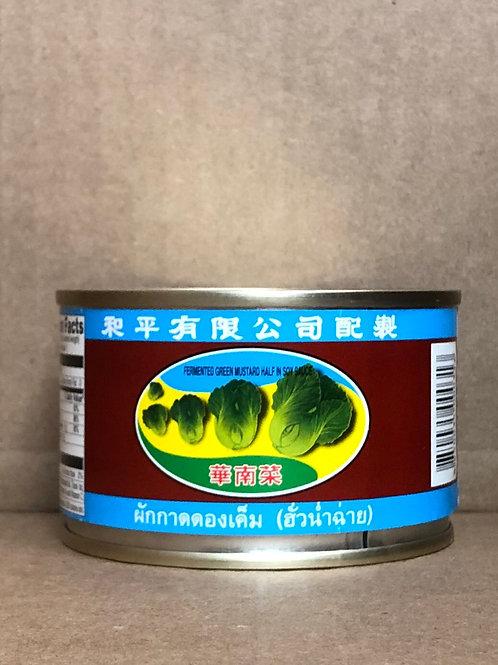 Pigeon brand green mustard ผักกาดดองตรานกพิราบ