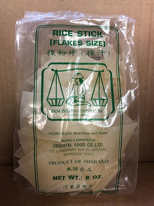 BKM rice flake เส้นก๋วยจั้บ