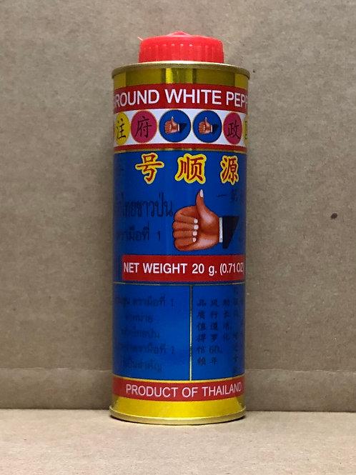 พริกไทยป่น ตรามือที่ 1Thai pepper powder