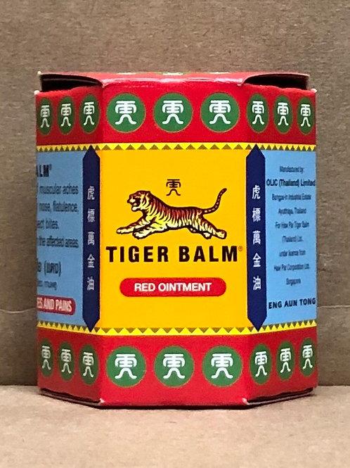 tiger balm ยาหม่องตราเสือ แดง หรือ ขาว 30 g