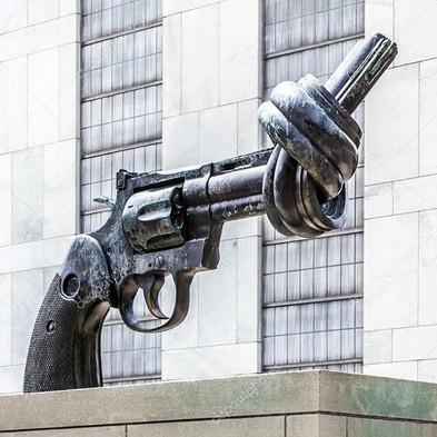 Sede das nações unidas, em New York. _#b