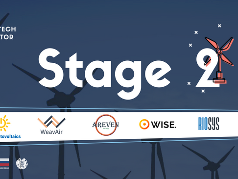 Climate Change tech accelerator enters 2nd stage with 7 startups