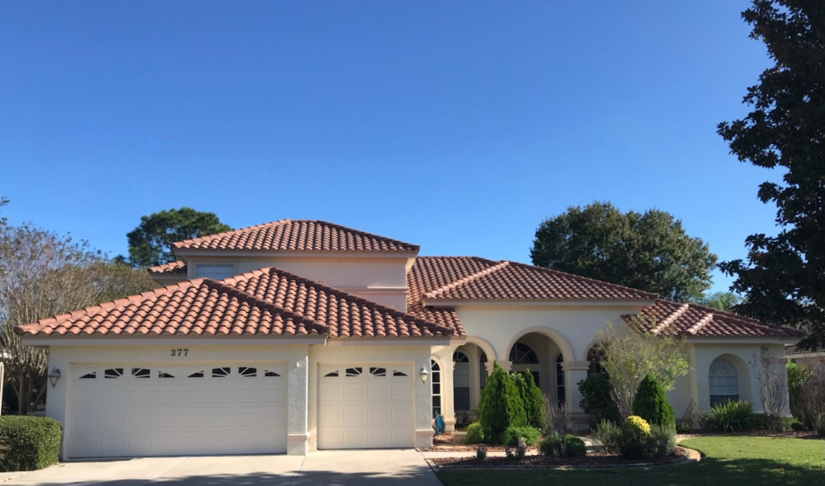 Eagle Tile Roof Replacement