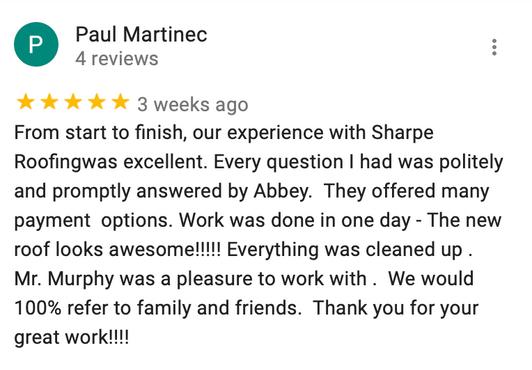Paul M. Review