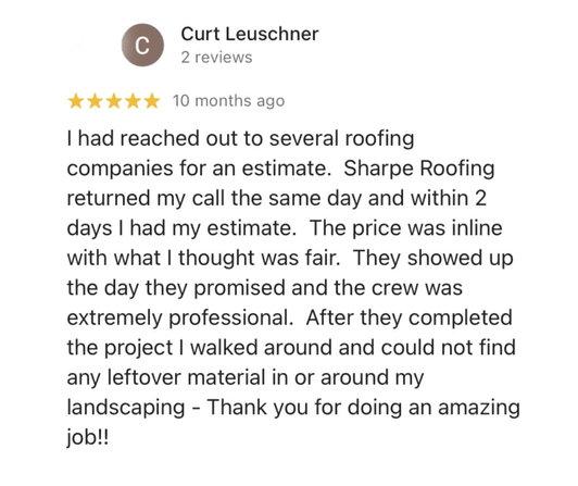 Curt L. Review