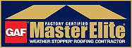 GAF MasterElite Certified Roofer
