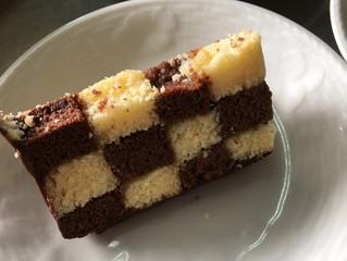 感動の手作りケーキ