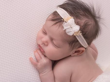 Ensaio Newborn | Valentina