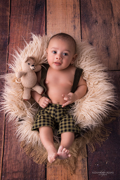 Ensaio Isaac - 3 meses