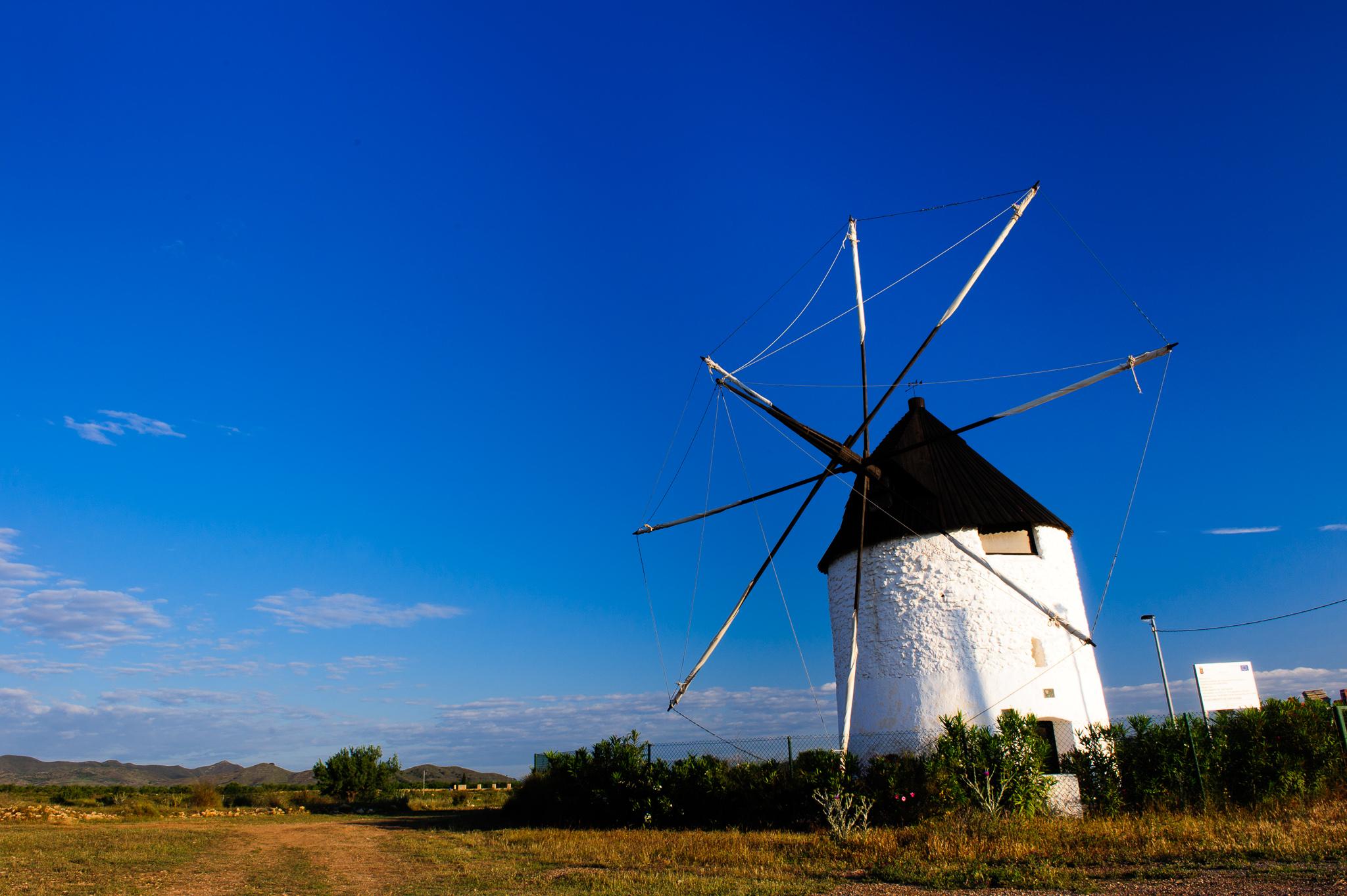 Spanish Mill