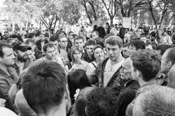 B. Nemtsov and his listeners