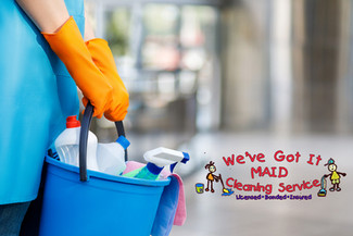 Why Hire We've Got It Maid Cleaning Service?