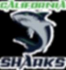 The California Sharks Non-Profit Sports Leadership Organization Brand Logo