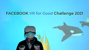 Facebook VR For Good Challenge 2021