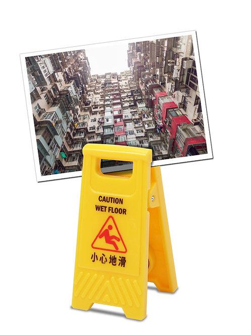 告示牌夾 Caution Sign Clip