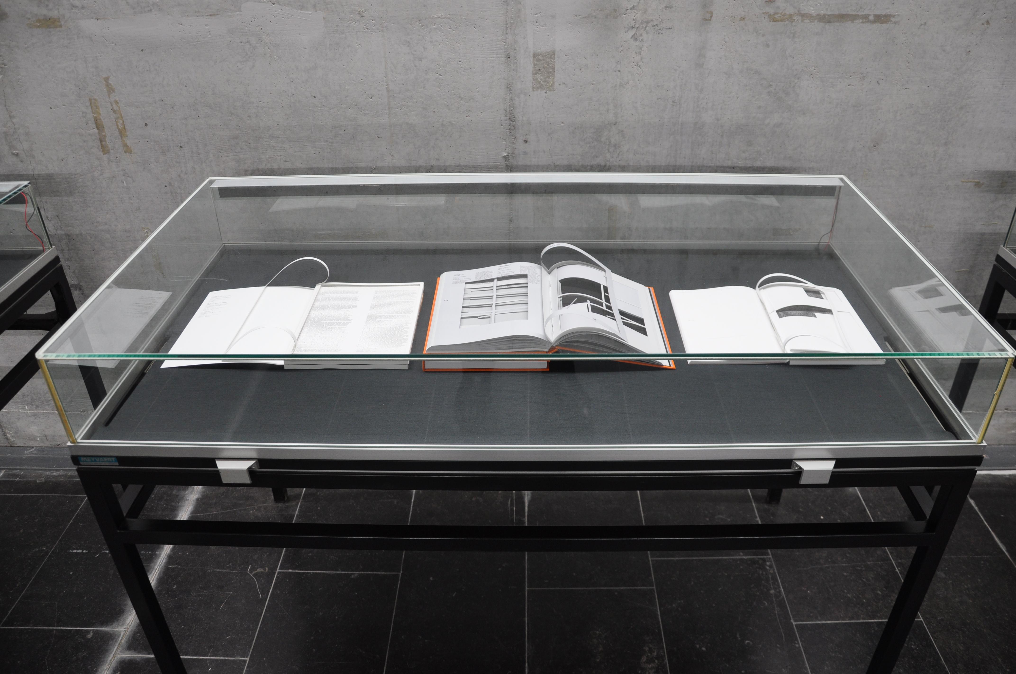 Boekpresentatie 'RIEN A VOIR!'_Be-Part, Waregem_2013 05 05