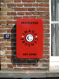 Restricted Art Zone: Watou_Klooster