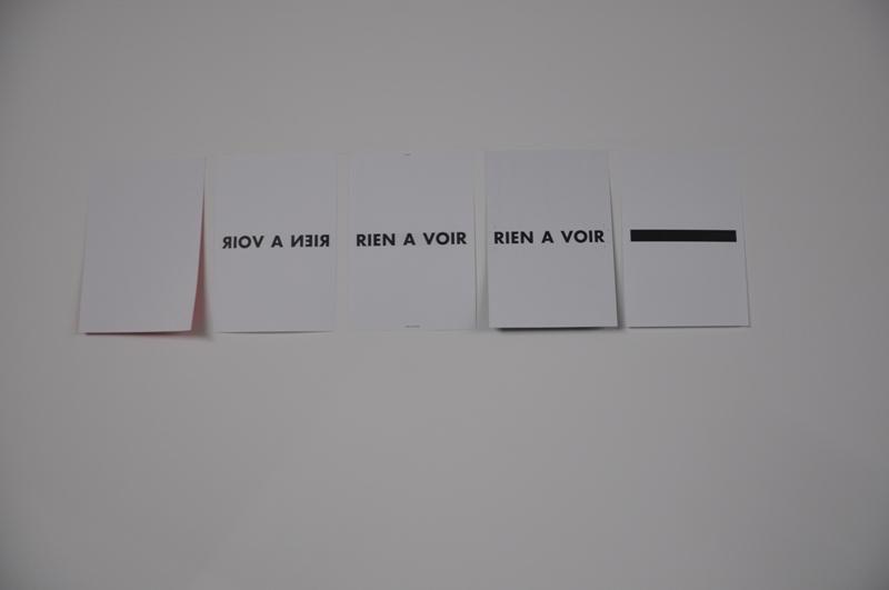 Boekpresentatie 'RIEN A VOIR!'_Be-Part, Waregem
