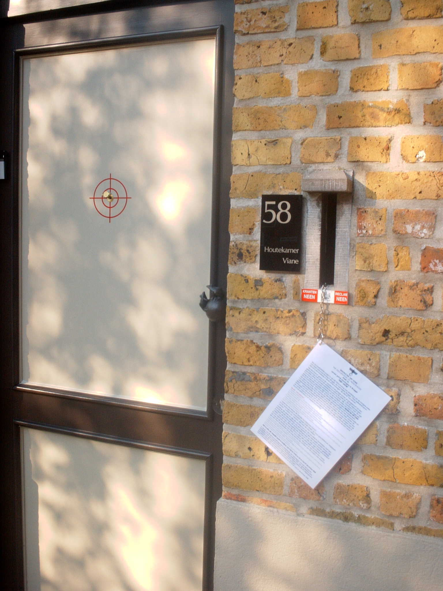 'PEEP'/'SHOW'_7 privéwoningen Brugge