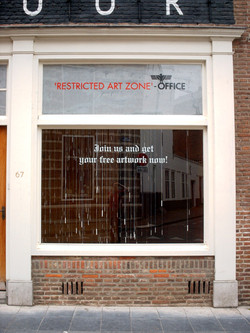 Restricted Art Zone-Office